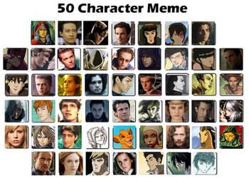 New Noaaa7 50 Character LOVE by Noaaa7