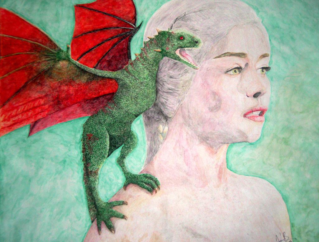Daenerys by Noaaa7