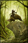 Swamp-Grat Rider