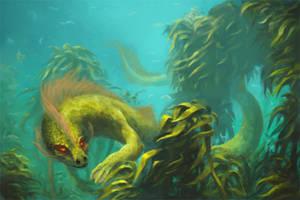 Seadragon by m-hugo