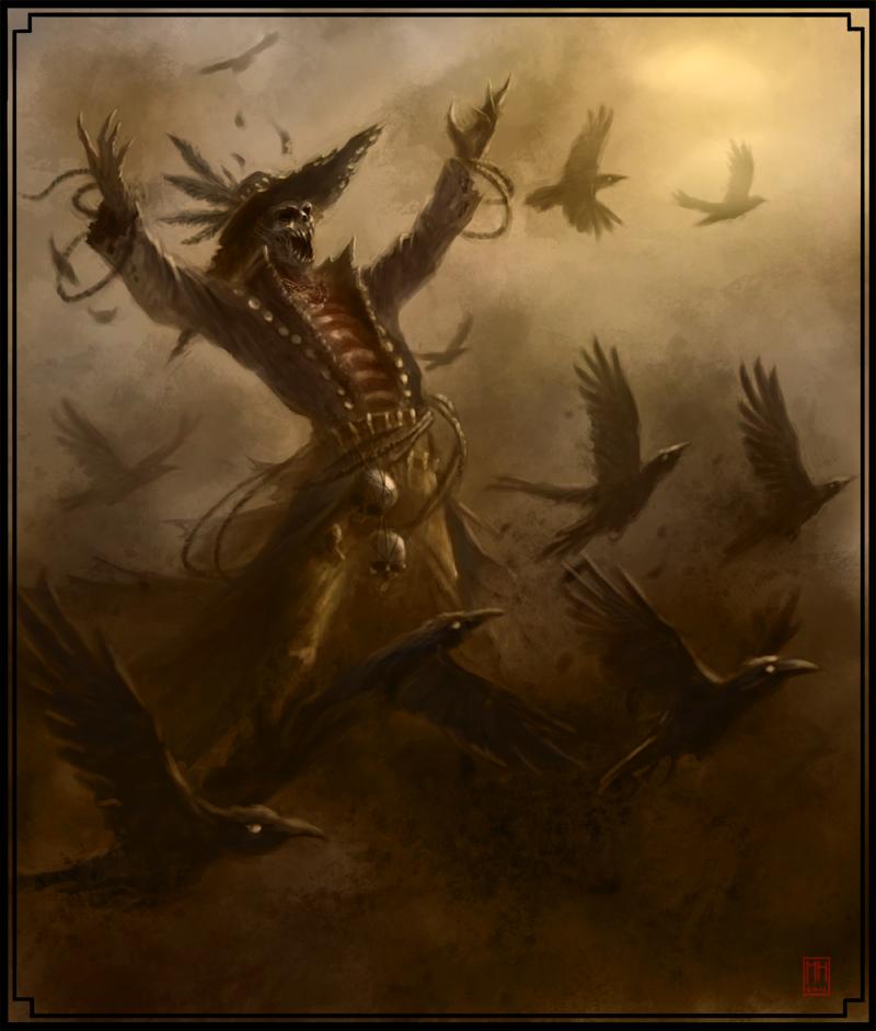 Scarecrow by m-hugo on DeviantArt