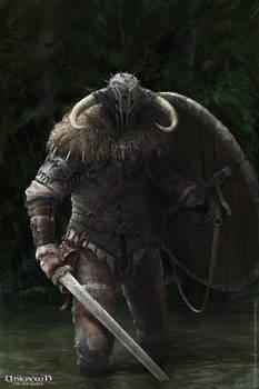 Dude in Swamp