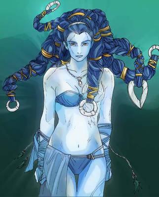 Fanart - Shiva by DominicFrost