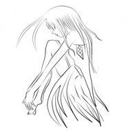 Line Art by YGOfreak