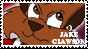 SK: Jake Clawson stamp by DivineSpiritual