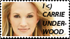 Carrie Underwood Stamp by DivineSpiritual