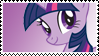MLP: Twilight Sparkle stamp by DivineSpiritual