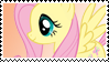 MLP: Fluttershy stamp by DivineSpiritual