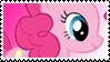 MLP: Pinkie Pie stamp by DivineSpiritual