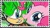 ManicxPinkie Pie stamp by ColorSplashArts