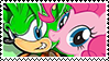 ManicxPinkie Pie stamp by DivineSpiritual