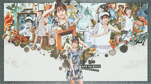 #160 Kim So Hyun by Yangyanggg