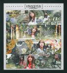 #173 KimSoHyun x NYLON in Taiwan
