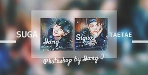 #232 BTS Suga V for Siguo