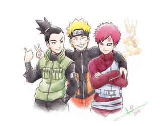 Ada Naruto Commission 1