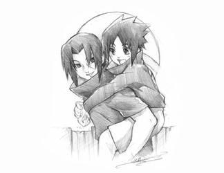 Ada Naruto Commission 2 Sketch