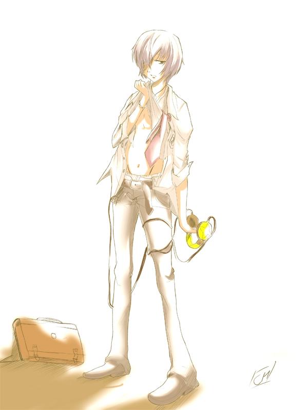 Daichi by chamoth143