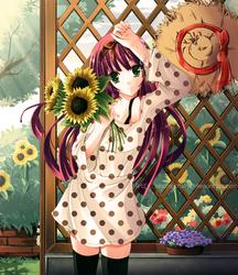 Elva - Sunflower by chamoth143