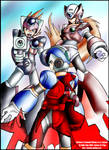 Command Mission X Zero and Axl