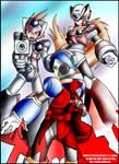 Command Mission X Zero and Axl