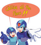 Rockman 30th Anniversary gallery Open Call