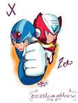 X and Zero again