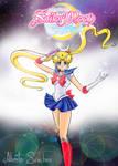 Sailor Moon Crystal + cover kanzenban