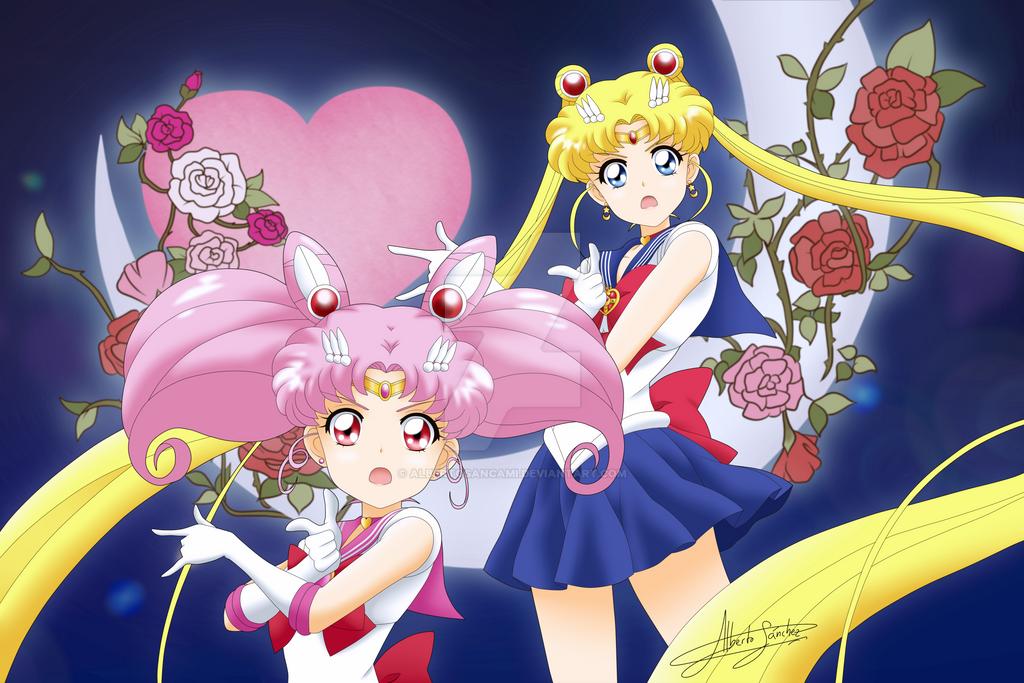 Sailor Moon Crystal III Oshiokyo! by AlbertoSanCami