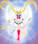 Super Saint Sailor Moon