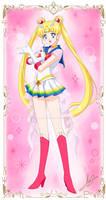 Super Sailor Moon (Eternal ver.)