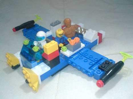 Lego Naves - 3