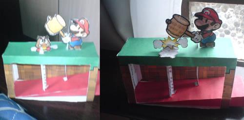 'Paper' Mario