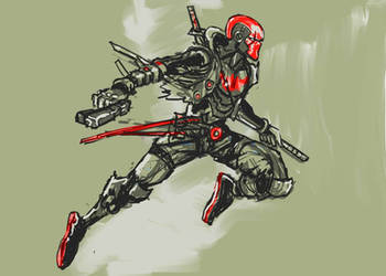 red ronin 2