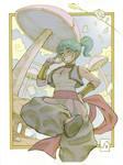 Bulma is card collector! by chr85esp