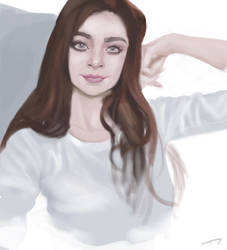 Alanya Hikaru Alisha (Tekken Player UYU - ARUUU) by chr85esp
