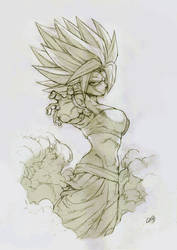 Caulifla 3 by chr85esp