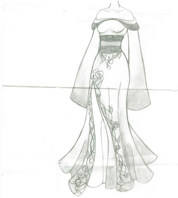 My Wedding Kimono By Nightsangel666 On Deviantart