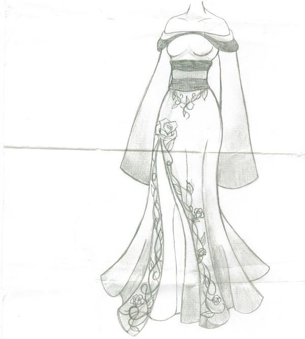 My Wedding Kimono By Nightsangel666 On Deviantart