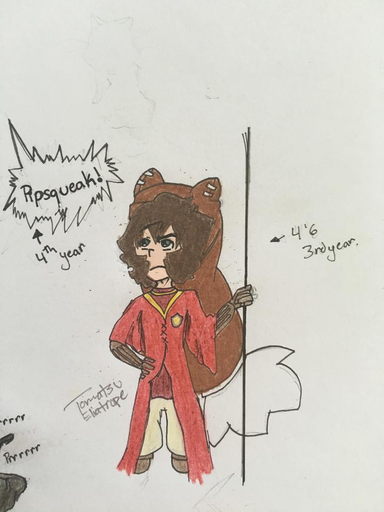 Pipsqueak! by TomatsuTheEliatrope