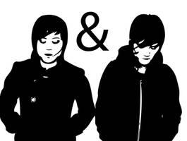 Tegan and Sara by Joaaa