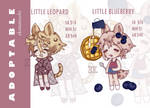 #10 Blueberry and Leopard { OPEN } by akamatsushi
