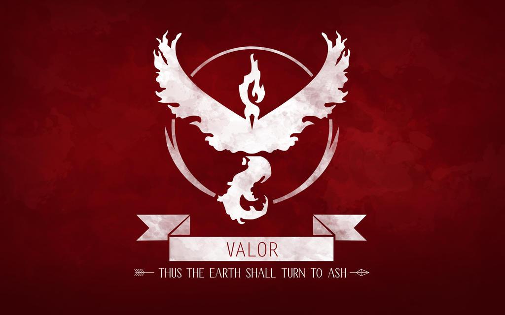 Team Valor Pokemon GO Wallpaper By ClairaAkami On DeviantArt