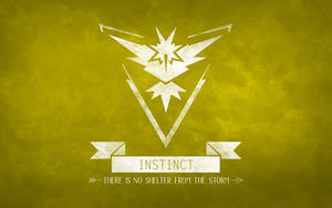 Team Instinct Pokemon GO wallpaper by ClairaAkami