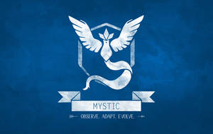 Team Mystic Pokemon GO Wallpaper by ClairaAkami