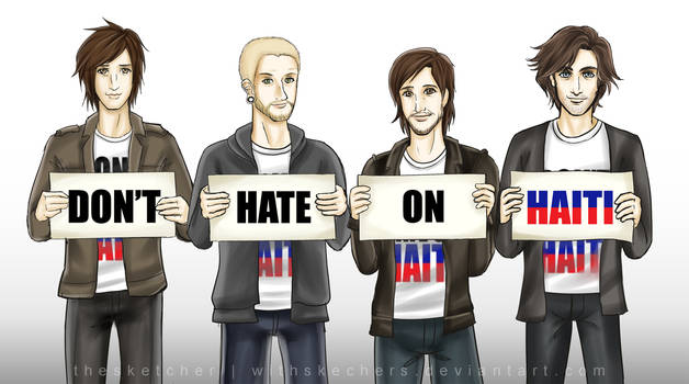 AAR: Don't Hate on Haiti