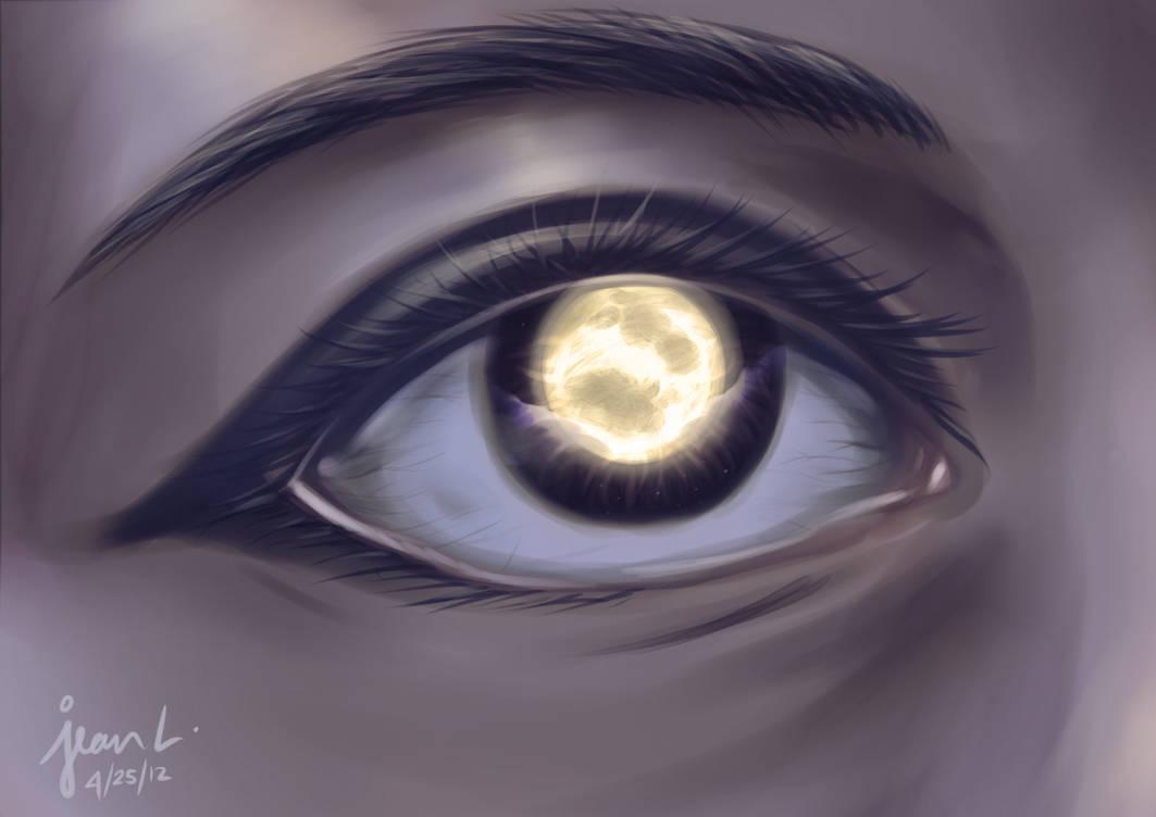 The Moon of My Eye