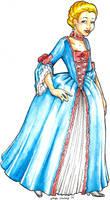 Cinderella by paigehwarren