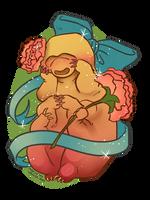 The Prettiest Little Water Bear by paigehwarren