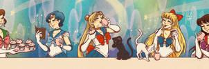 Bishoujo Senshi Sailor Moon Tea Party