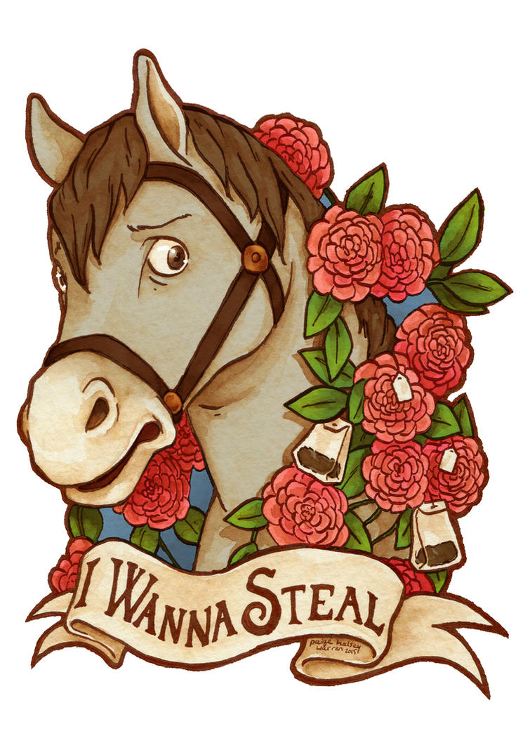I Wanna Steal By Paigehwarren On Deviantart